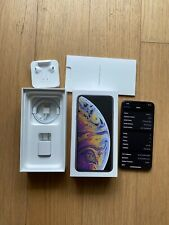 Lightly used Phone Xs Max - 512Gb - Black (Unlocked) With Box and accessories
