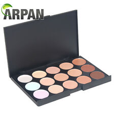 Arpan 15 colori Contour Face Makeup CORRETTORE NEUTRO palette kit set cl-15con