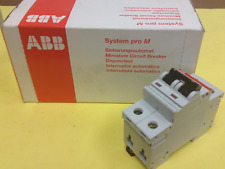ABB - Type S282 K0,2A - Circuit Breakers - Qty (5) - NEW