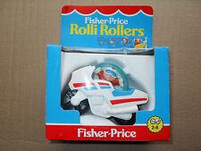 Fisher Price Rolli Roller-Circa 1989 - * * Caja Original.