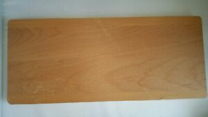 Solid Wood Chopping Kitchen Board 430mm X 180mm X 20mm Wood Serving Platter