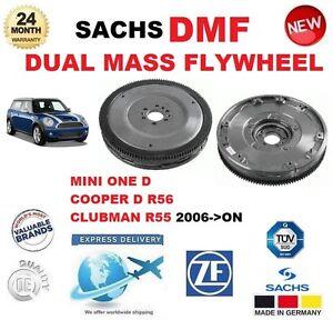 FOR MINI ONE D COOPER D R56 CLUBMAN R55 2006-ON SACHS DMF DUAL MASS FLYWHEEL