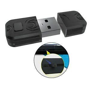 Wireless USB Bluetooth Adapter Audio Transmitter Dongle For PS5 Headset