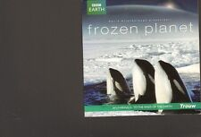FROZEN PLANET BBC EARTH To The Ends of the Earth NEW SEALED 2011 PROMO