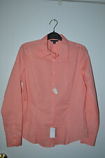 Brooks Brothers women's button down blouse with Swarovski elemnts buttons sz 6