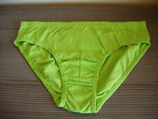 2 PAIR Men's  Bio Cotton underwear 1 green & 1Black Size Medium New Without Tags