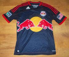 adidas New York Red Bulls 2011 Nielsen away shirt (Size M)