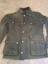 BARBOUR GENTS JACKET SIZE MEDIUM