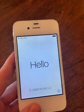 Apple iPhone 4s - 8GB - White (AT
