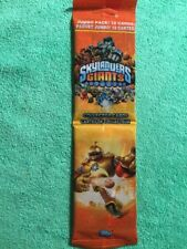 SKYLANDERS GIANTS  2013 TOPPS JUMBO  PACK FACT SEALD