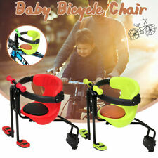 Baby Child Kids Bicycle Bike Front Seat Chair Carrier Sport Seats Safety NEW US
