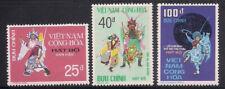 Vietnam-S.  1975  Sc # 509-11   MNH   (1-158)