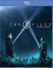 The X-Files - The Complete First Season (Blu-ray Disc, 2015, 6-Disc Set)
