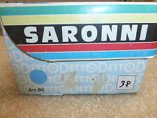 "Vintage 1980's - NOS - Detto Pietro Art. 88 - ""Saronni"" Shoes - Size 38 - Blue"