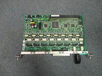 Panasonic KX-TDA 100 & 200 KX-TDA0170 DHLC8 8 Port Digital Hybrid Station Card