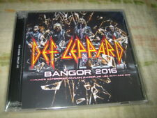 DEF LEPPARD BANGOR NIGHT USA 2016 JAPAN SHADES 2CD SET