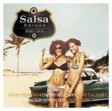 Salsa Deluxe Vol 2 2 CD nuevo