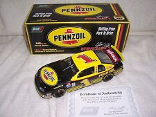 1/18 #1 1998 STEVE PARK PENNZOIL OIL CHEVY MONTE CARLO REVELL DIECAST CAR #2-MIB
