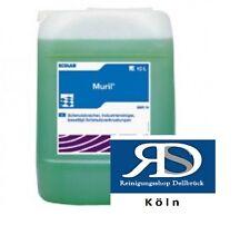 Muril von Ecolab 10 Liter Schmutzbrecher Industriereiniger Grundreiniger