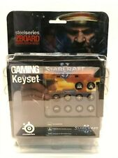 STEELSERIES STARCRAFT 2 - LIMITED EDITION KEYSET FOR ZBOARD PC - NEW SEALED