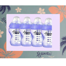 Tommee Tippee Colour My World Hawaii 4 X 260ml Bottles 0m