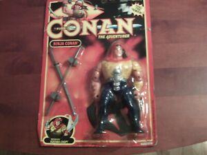 1992 Conan The Adventurer Ninja Conan Action Figure