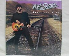 "NEW & Sealed Bob Seger ""Greatest Hits"" 2-LP 180-Gram Vinyl Record Set w/Free Shi"