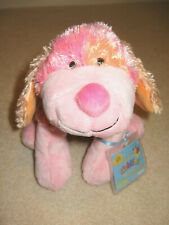 Webkinz Pink Punch Cheeky Dog - Brand New w/ Sealed Code Tag