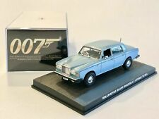 JAMES BOND CAR COLLECTION 107 ROLLS ROYCE SILVER SHADOW II NEW SEALED