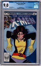 Uncanny X-Men # 168 CGC 9.0 White Pages Very Fine / Near Mint