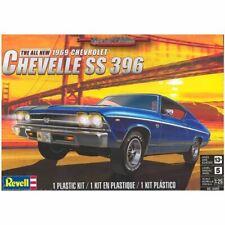 Revell 1969 Chevy Chevelle SS 396 1/25 4492 Plastic Model Kit