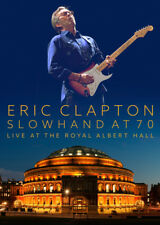 ERIC CLAPTON - SLOWHAND AT 70 LIVE AT THE ROYAL ALBERT HALL DVD ~ GUITAR *NEW*