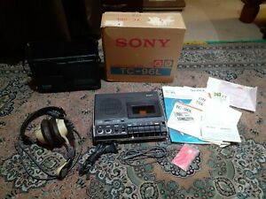 1978 Sony TC-96L Cassette-Corder Almost NOS