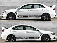 Racing Performance Bomb JDM Stance Drift D-ID Stripe Sticker Mivec hellaflush