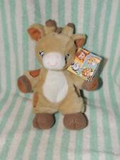 "Garanimals Giraffe Plush Stuffed 8"" Style 82497 with Tag"