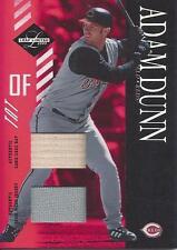 2003 Leaf Limited TNT Adam Dunn 73 Reds 15/25