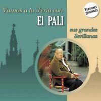 EL PALI - VAMOS A LA FERIA CON EL PALI [CD]