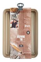 Paul Hollywood Bakeware 27 x 20 x 3cm Non Stick Brownie Cake Baking Tin / Pan