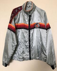 1981 Indianapolis 500 Vintage BUICK Windbreaker Jacket w/Patch Sz L
