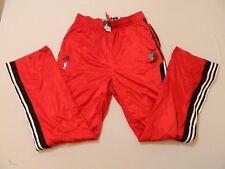 M30 IR ADIDAS Authentic Portland Blazers On Court Game Pants MEN'S 3XL Tall +6