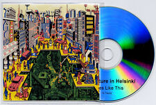 ARCHITECTURE IN HELSINKI Places Like This UK 10-trk promo test CD