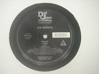 """Joe Budden, Body Hot, Pop off LP (VG) 12"""""""