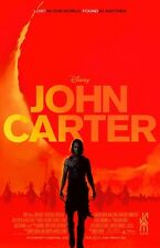 John Carter movie poster : Taylor Kitsch : 11 x 17 inches