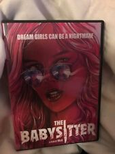 The Babysitter (DVD, 2017)..FREE FAST 1ST CLASS SHIPPING!!!