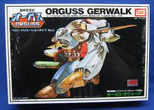 Orguss Gerwalk 1:72 Mecha Robot Model Kit Imai Japan Vintage 1980's NIB Anime