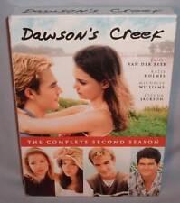 DVD DAWSON'S CREEK SEASON 2 COMPLETE 4 Disc NRMT Michelle Williams KATIE HOLMES