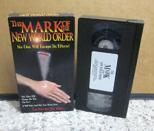 NEW WORLD ORDER documentary VHS biochip injections TERRY COOK Christian tech 666