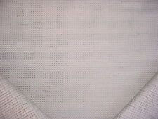 1-1/8 Kravet 32012 Bubble Tea Smoke Embroidered Chenille Check Upholstery Fabric