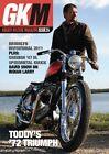 Greasy Kulture Magazine Issue 24 Harley Triumph Panhead Shovelhead XS650 GKM