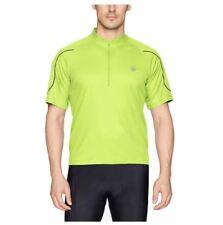 Canari Men's Quest Sport Jersey, Killer Yellow, L Large Cycling
